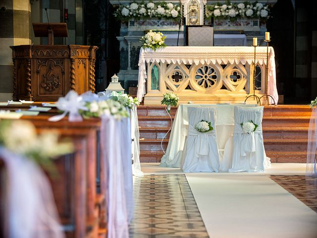 Il matrimonio di Federico e Roberta a Scanzorosciate, Bergamo 12