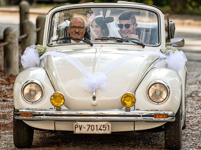 Il matrimonio di Federico e Roberta a Scanzorosciate, Bergamo 14