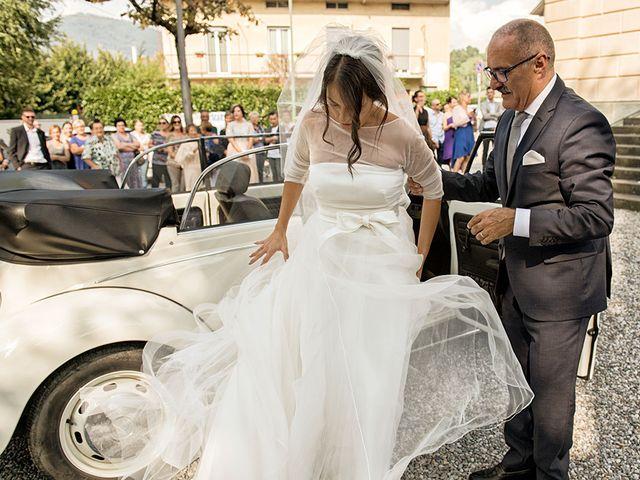 Il matrimonio di Federico e Roberta a Scanzorosciate, Bergamo 15