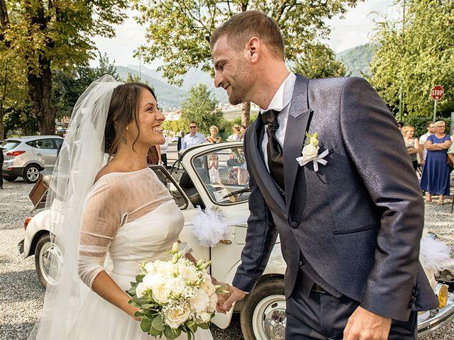 Il matrimonio di Federico e Roberta a Scanzorosciate, Bergamo 17