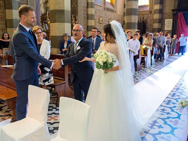 Il matrimonio di Federico e Roberta a Scanzorosciate, Bergamo 18