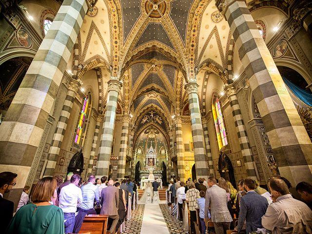 Il matrimonio di Federico e Roberta a Scanzorosciate, Bergamo 22