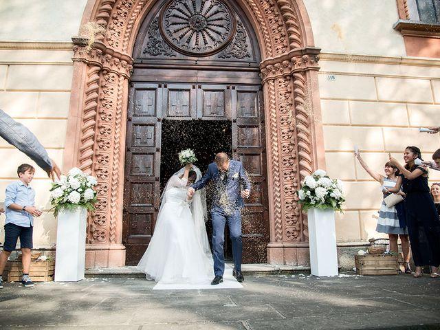Il matrimonio di Federico e Roberta a Scanzorosciate, Bergamo 23
