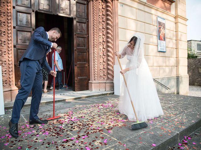 Il matrimonio di Federico e Roberta a Scanzorosciate, Bergamo 25