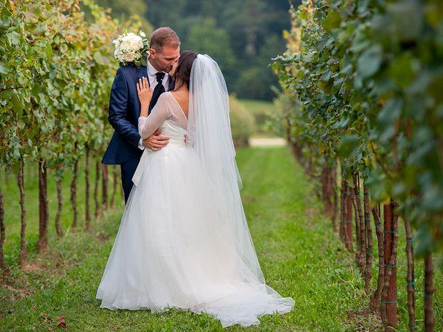 Il matrimonio di Federico e Roberta a Scanzorosciate, Bergamo 35