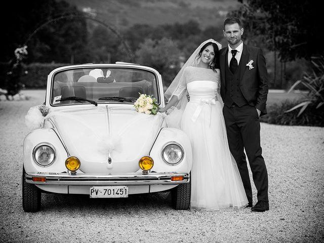 Il matrimonio di Federico e Roberta a Scanzorosciate, Bergamo 36