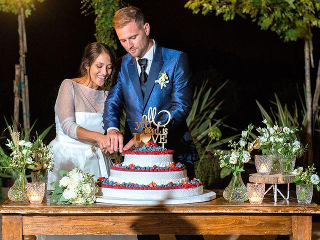 Il matrimonio di Federico e Roberta a Scanzorosciate, Bergamo 39