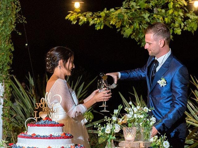 Il matrimonio di Federico e Roberta a Scanzorosciate, Bergamo 40
