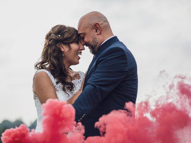 Le nozze di Nicoletta e Massimiliano
