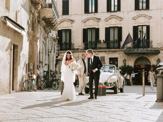 Il matrimonio di Gianmarco e Beatrice a Lecce, Lecce 34