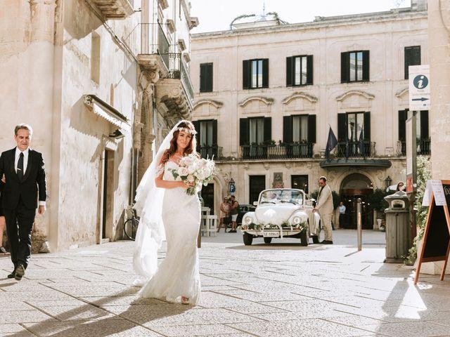 Il matrimonio di Gianmarco e Beatrice a Lecce, Lecce 35