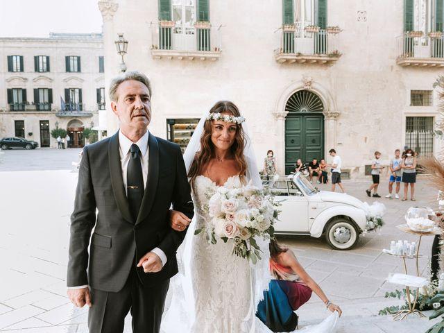 Il matrimonio di Gianmarco e Beatrice a Lecce, Lecce 1