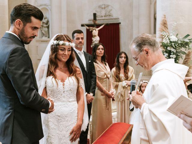Il matrimonio di Gianmarco e Beatrice a Lecce, Lecce 37