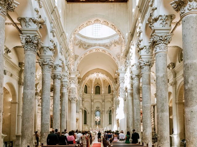 Il matrimonio di Gianmarco e Beatrice a Lecce, Lecce 43