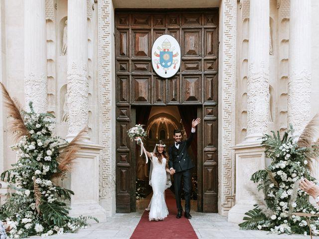 Il matrimonio di Gianmarco e Beatrice a Lecce, Lecce 44