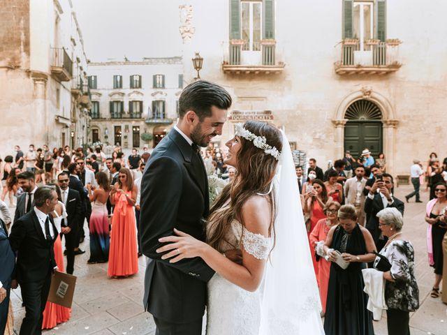 Il matrimonio di Gianmarco e Beatrice a Lecce, Lecce 48