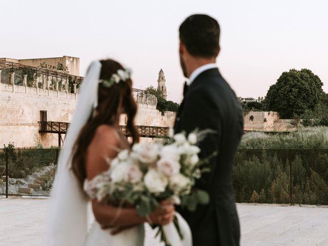 Il matrimonio di Gianmarco e Beatrice a Lecce, Lecce 56
