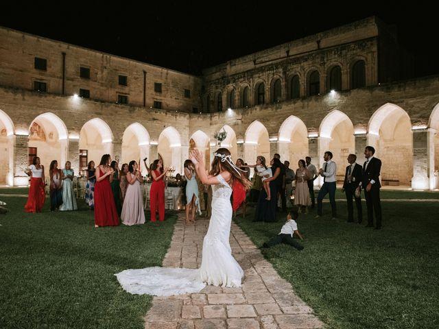 Il matrimonio di Gianmarco e Beatrice a Lecce, Lecce 74