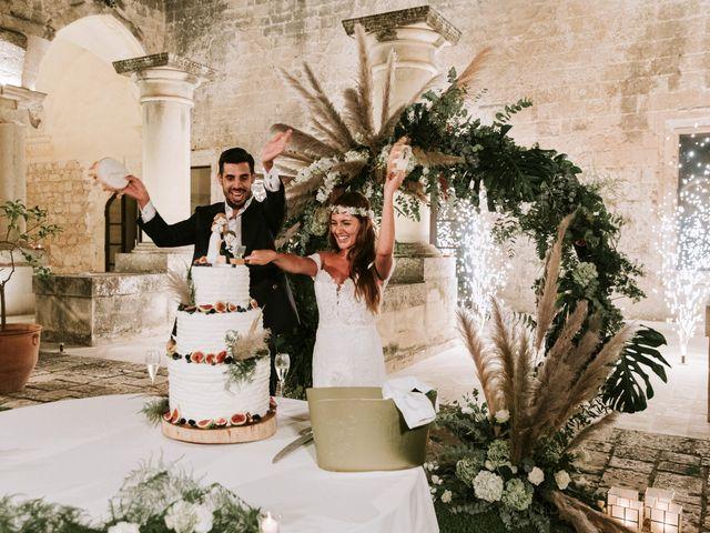 Il matrimonio di Gianmarco e Beatrice a Lecce, Lecce 76