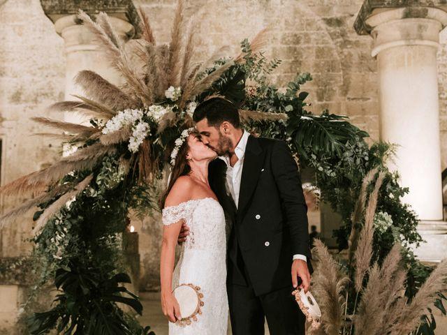 Il matrimonio di Gianmarco e Beatrice a Lecce, Lecce 77