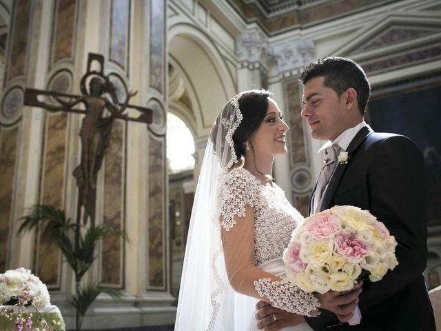 Il matrimonio di Mariagiovanna e Antonello a Vico Equense, Napoli 1
