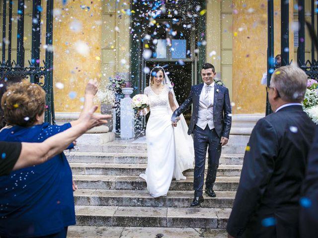 Il matrimonio di Mariagiovanna e Antonello a Vico Equense, Napoli 2