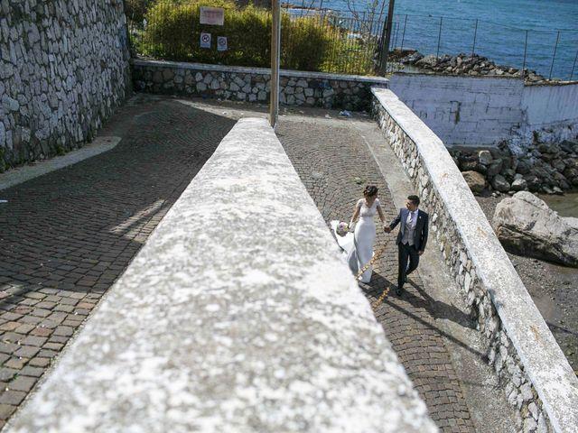 Il matrimonio di Mariagiovanna e Antonello a Vico Equense, Napoli 4