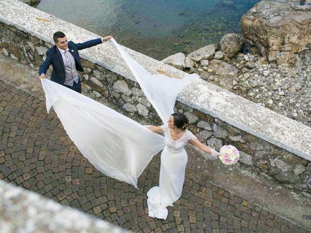 Il matrimonio di Mariagiovanna e Antonello a Vico Equense, Napoli 5