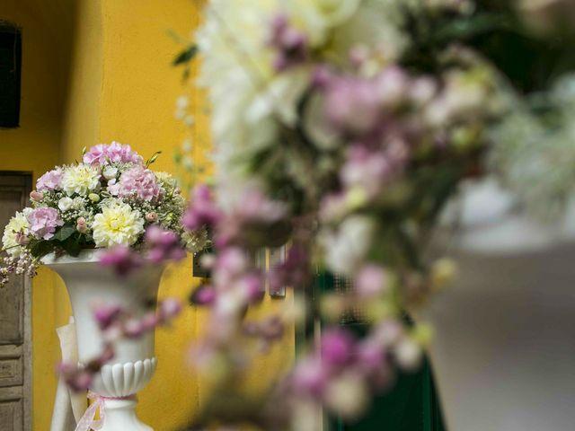 Il matrimonio di Mariagiovanna e Antonello a Vico Equense, Napoli 17