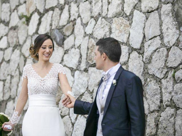 Il matrimonio di Mariagiovanna e Antonello a Vico Equense, Napoli 38