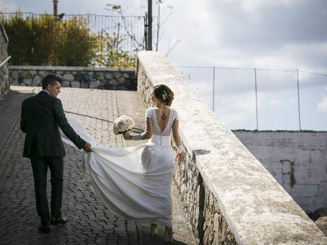 Il matrimonio di Mariagiovanna e Antonello a Vico Equense, Napoli 42