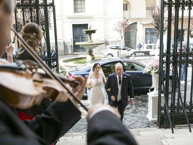 Il matrimonio di Mariagiovanna e Antonello a Vico Equense, Napoli 51