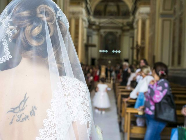 Il matrimonio di Mariagiovanna e Antonello a Vico Equense, Napoli 52