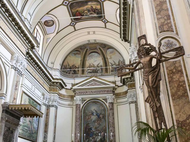 Il matrimonio di Mariagiovanna e Antonello a Vico Equense, Napoli 54