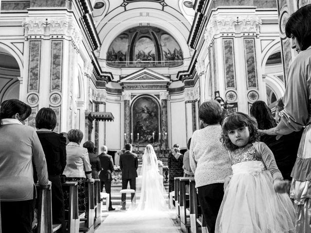 Il matrimonio di Mariagiovanna e Antonello a Vico Equense, Napoli 56