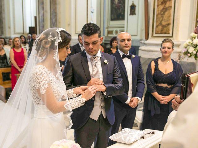 Il matrimonio di Mariagiovanna e Antonello a Vico Equense, Napoli 57