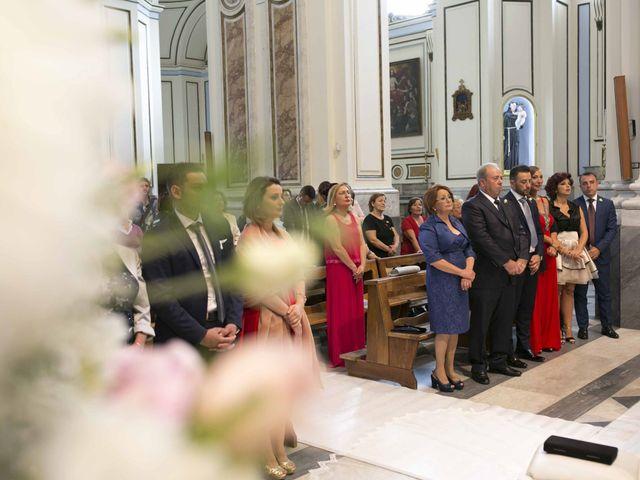 Il matrimonio di Mariagiovanna e Antonello a Vico Equense, Napoli 58