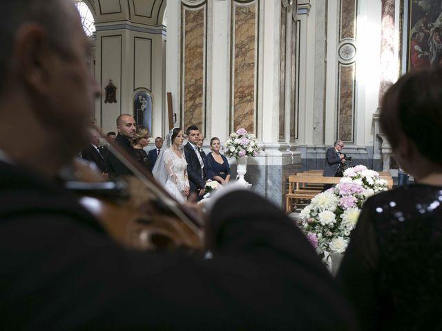 Il matrimonio di Mariagiovanna e Antonello a Vico Equense, Napoli 59