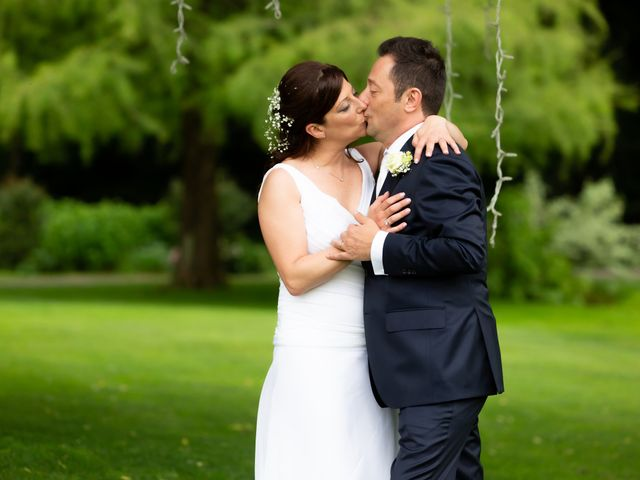 Il matrimonio di Massimo e Mariella a Milano, Milano 24