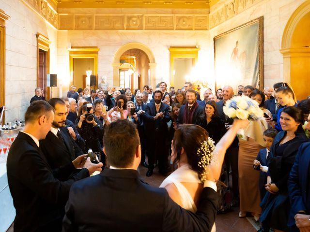 Il matrimonio di Massimo e Mariella a Milano, Milano 27