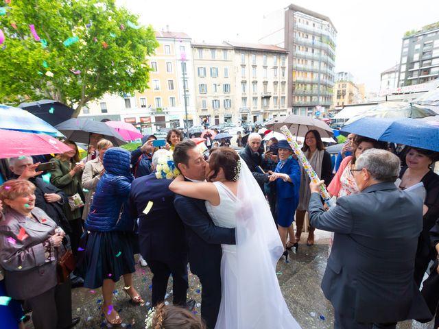Il matrimonio di Massimo e Mariella a Milano, Milano 38