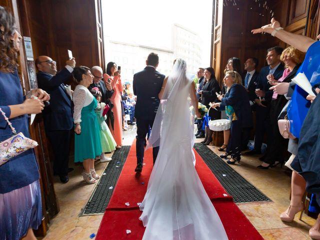 Il matrimonio di Massimo e Mariella a Milano, Milano 40