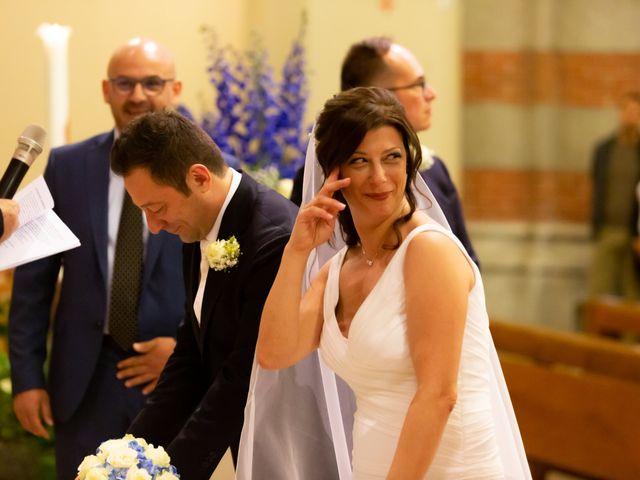 Il matrimonio di Massimo e Mariella a Milano, Milano 48