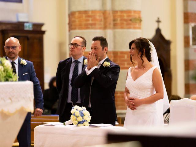 Il matrimonio di Massimo e Mariella a Milano, Milano 52