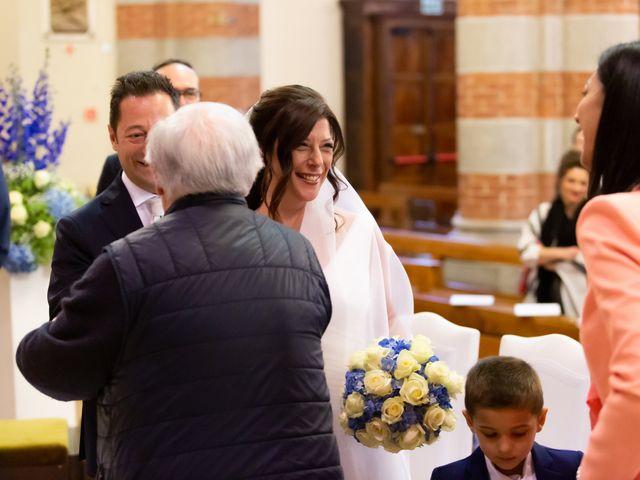 Il matrimonio di Massimo e Mariella a Milano, Milano 55