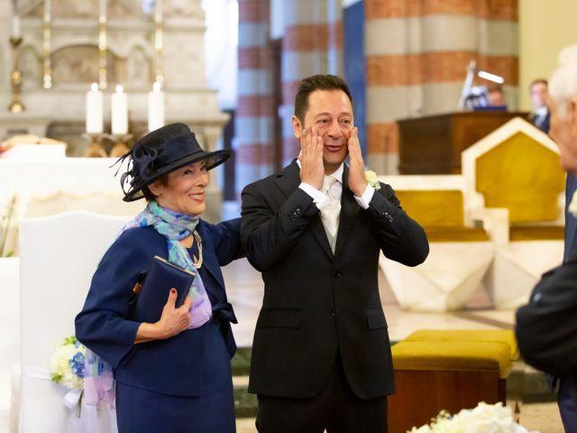 Il matrimonio di Massimo e Mariella a Milano, Milano 57