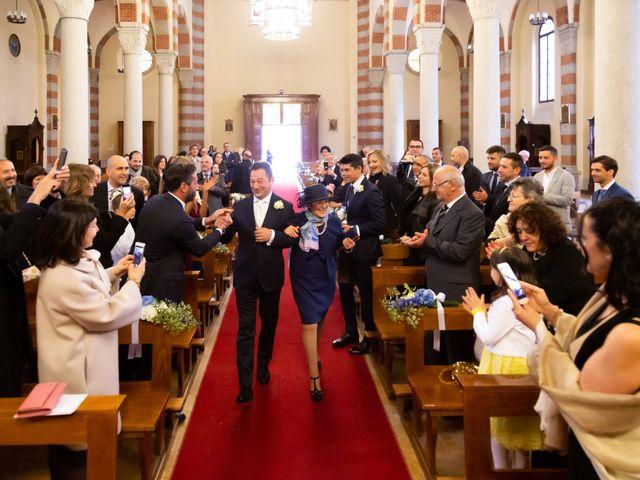 Il matrimonio di Massimo e Mariella a Milano, Milano 60