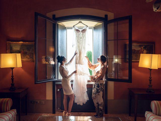 Il matrimonio di Maurizio e Beatriz a Calolziocorte, Lecco 14
