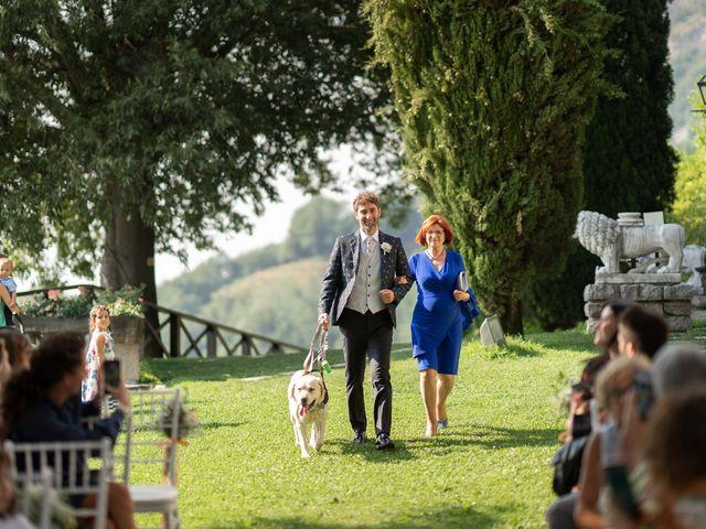 Il matrimonio di Maurizio e Beatriz a Calolziocorte, Lecco 20