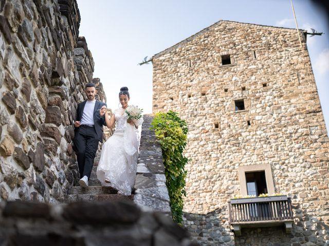 Il matrimonio di Maurizio e Beatriz a Calolziocorte, Lecco 21